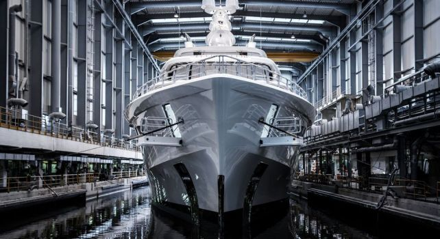 Artefact : Le superyacht qui allie intelligence et conscience
