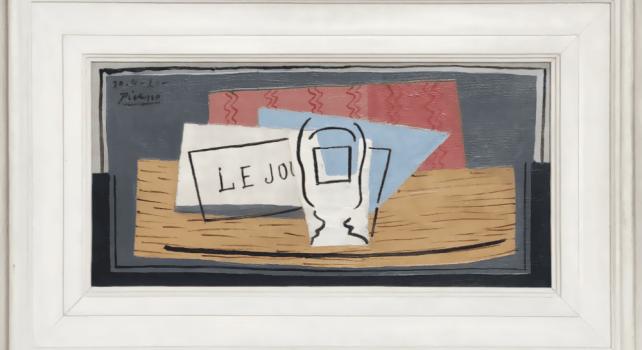 Christie's 1 Picasso pour 100€ : Une loterie caritative originale