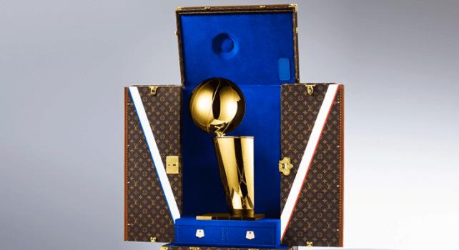 Louis Vuitton : La marque de luxe française s'associe avec la ligue de basket américaine