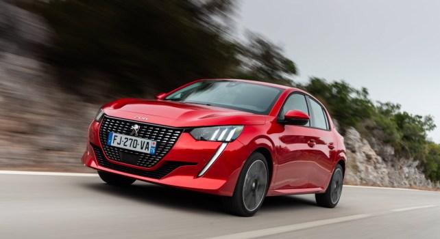 Peugeot 208 : Élue voiture de l'année 2020 au Salon de l'Automobile de Genève