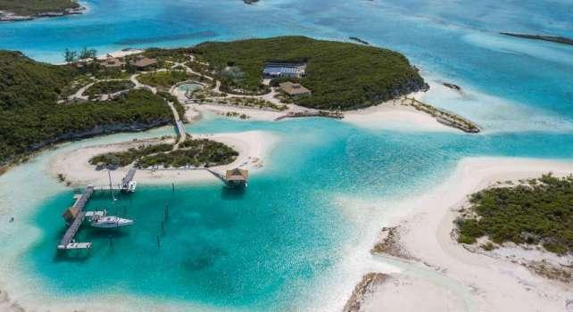 5 îles paradisiaques et romantiques à louer