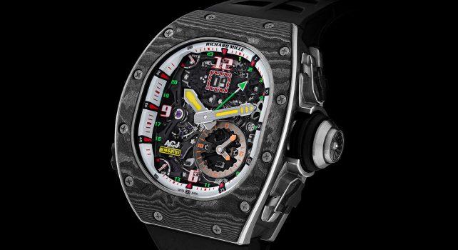 Cinq montres de luxe qui témoignent d'une alarme mécanique