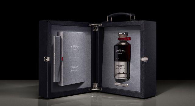 Whisky Bowmore x Aston Martin : Un spiritueux à l'image du constructeur automobile