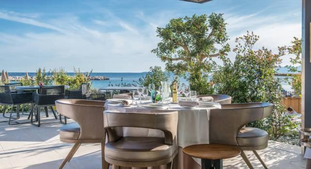 Restaurant Les pêcheurs : Le mythe gastronomique de la Côte d'Azur