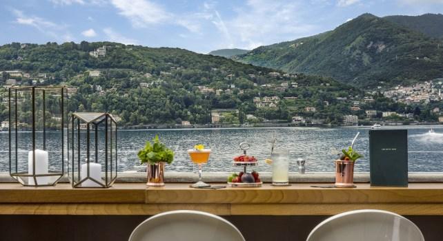 Vista Palazzo Lago di Como : L'hôtel le plus luxueux du Lac de Côme