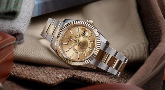 Rolex : Les nouveautés 2020 de l'horloger suisse