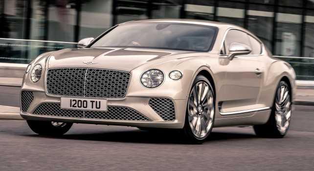 Bentley Continental GT Mulliner : Un modèle au prestige inégalé