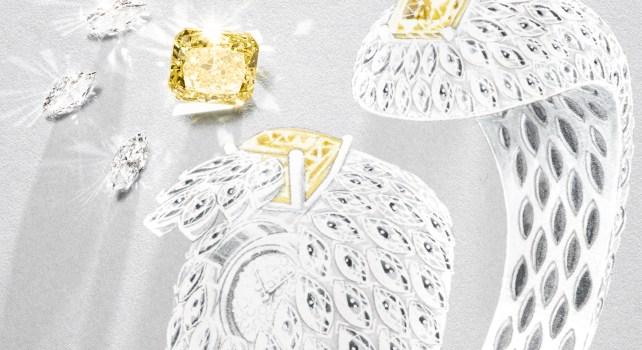 Piaget Montre à Secret «Exquisite Moments» : L'alliance parfaite entre horlogerie et joaillerie
