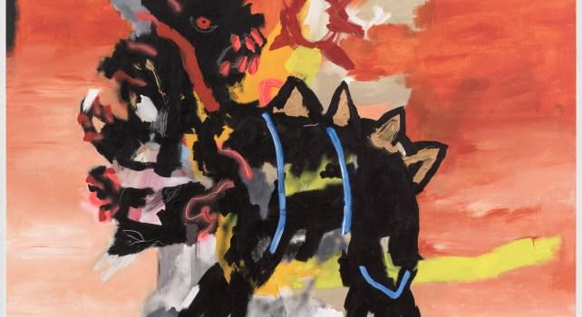 Robert Nava : Le maître du bad painting à l'honneur au sein de la galerie Sorry We're Closed