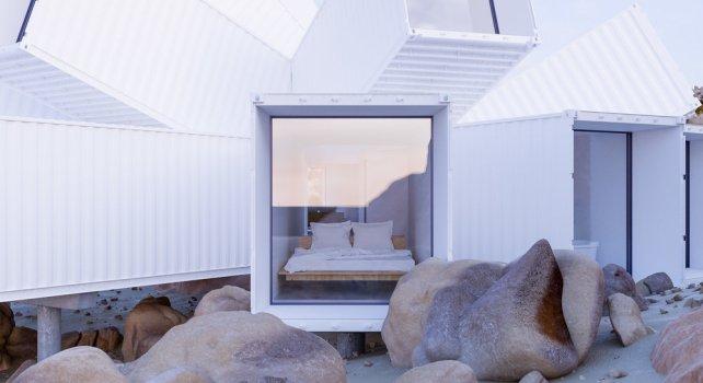 Joshua Tree Residence : Une résidence au design unique perdue dans le désert californien