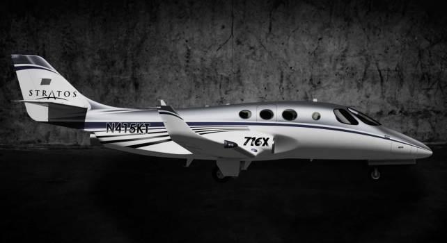 Stratos 716X : Un nouvel aéronef performant et personnalisable