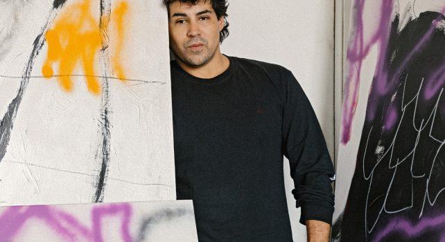 Robert Nava : L'artiste rejoint Pace Gallery
