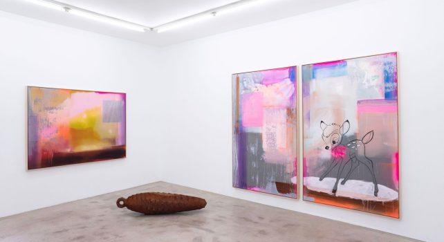 Stefan Strumbel : L'artiste expose ses dernières œuvres à la galerie Ruttkowski;68 à Paris
