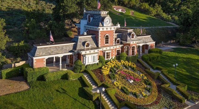 Neverland : L'ancienne propriété de Michael Jackson vendue pour 22 millions de dollars