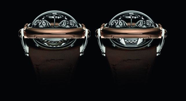MB&F Horological Machine N°10 Bulldog : Un garde-temps au caractère animal