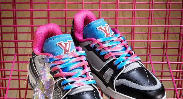 Louis Vuitton Homme AW 2021 «LV trainer Upcycling» : Les nouvelles sneakers signées Virgil Abloh