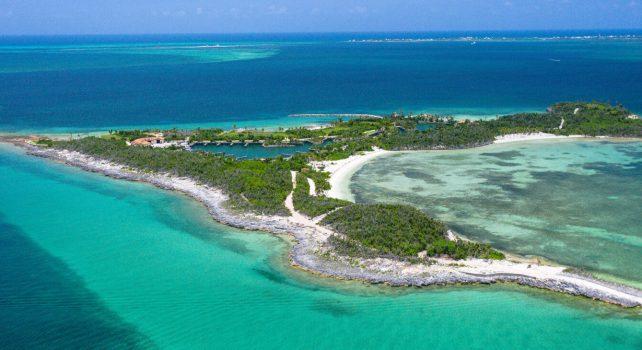 Matt Lowe's Cay : Futur lieu de vacances idéal au cœur d'une île paradisiaque