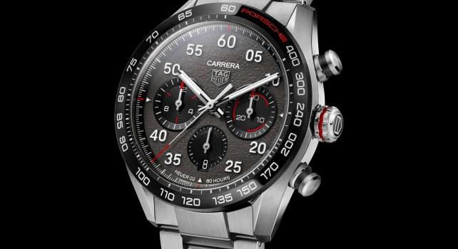 Tag Heuer Carrera Porsche Chronographe : Une édition spéciale issue du partenariat entre Tag Heuer et Porsche