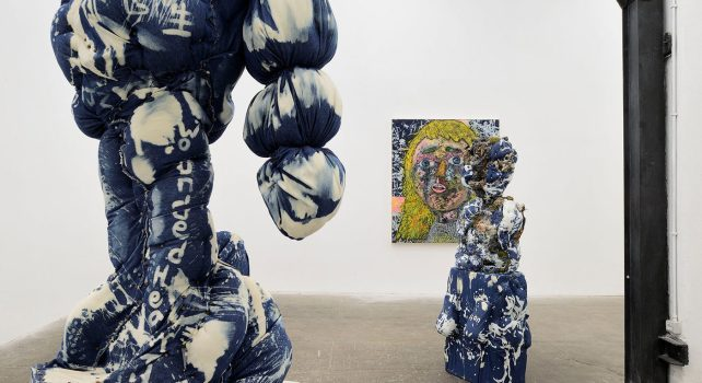 Si On «Burial and Sowing» : L'artiste s'expose à la galerie T293 en Italie