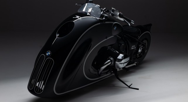 BMW R 18 « Spirit of Passion » : Une moto à l'inspiration Art-Déco
