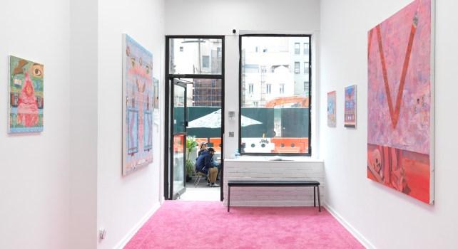 My Moon : L'exposition personnelle de Talia Levitt chez ATM Gallery NYC