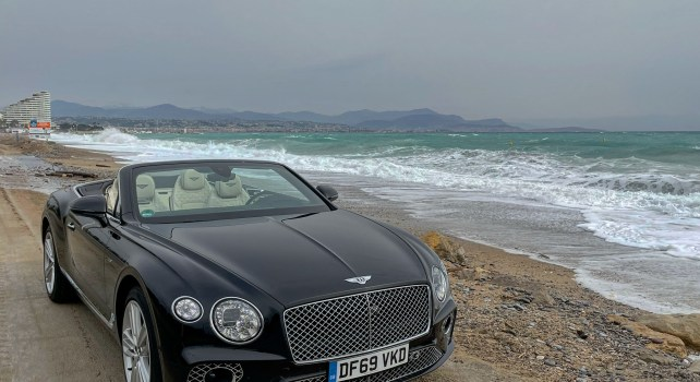 Bentley Continental GT Cabriolet : Le luxe, c'est du sport