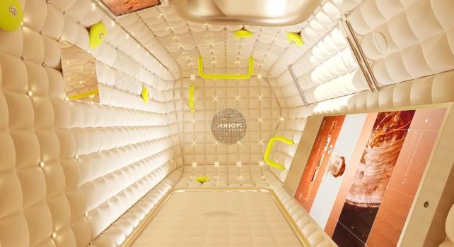 Axiom Space x Philippe Starck : Le premier hôtel dans l'espace enfin dévoilé