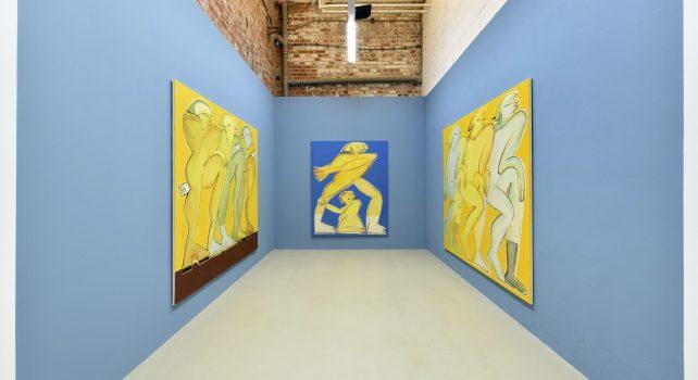 Anastasia Bay «Tip Toe» : L'exposition détonante de l'artiste française à la galerie She BAM!