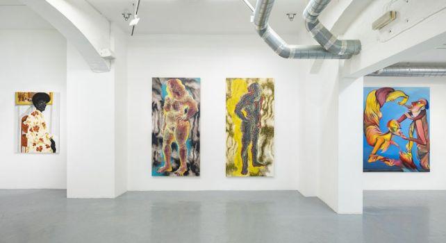 «10» : Une exposition humaine pluri-artistes à la galerie PM/AM