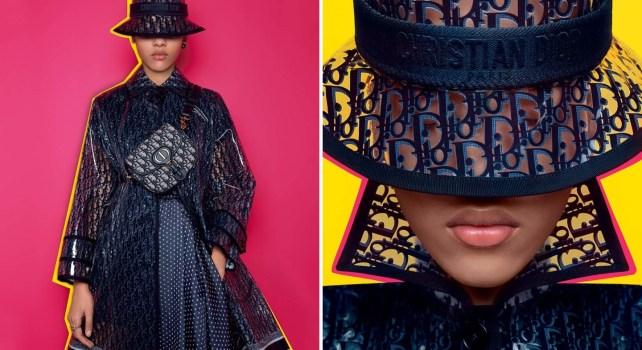 Dior : La nouvelle collection aux micro modèles emblématiques