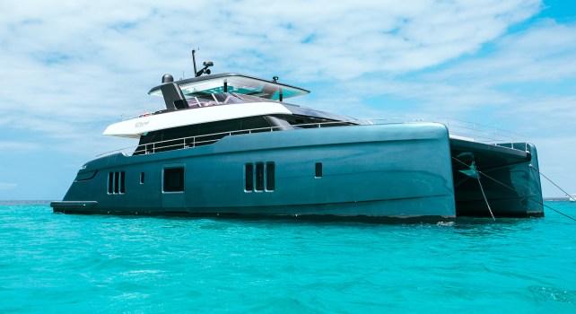 Sunreef 80 Power Great White : Le yacht remporte le titre de meilleur catamaran de l'année