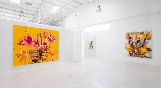 Jorge Galindo «Fata Morgana» : Une exposition solo haute en couleurs à la galerie L21