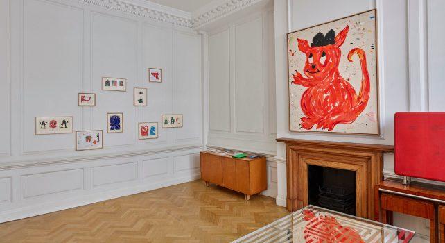Szabolcs Bozó «The Explorer» : La première exposition personnelle de l'artiste présentée à la galerie Carl Kostyál de Londres