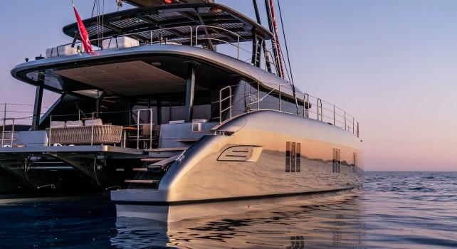 Sunreef 60 E : Elu meilleur voilier électrique de 2021