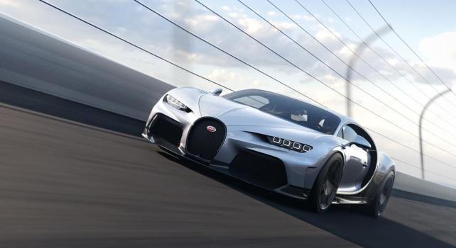 Bugatti Chiron Super Sport : Une nouvelle version encore plus agressive du modèle iconique