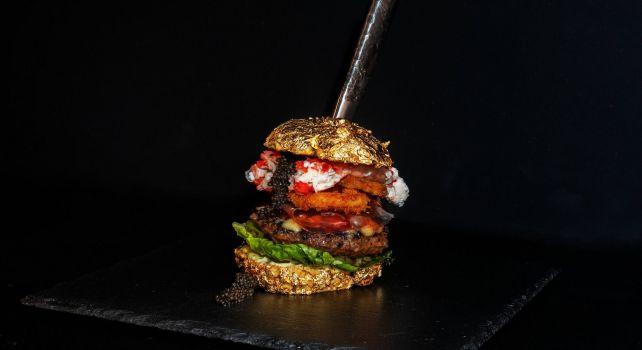 Golden Boy Burger : A la découverte du burger le plus cher du monde