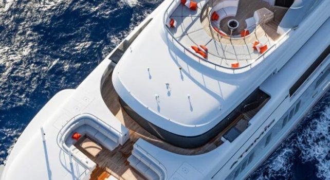 VSY «Atomic» : Un yacht imaginé pour des expériences de plongée exceptionnelles
