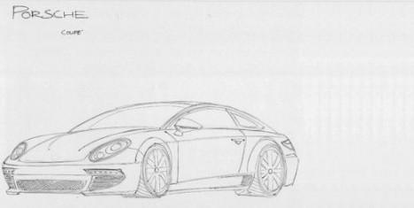 Porsche to build baby Panamera