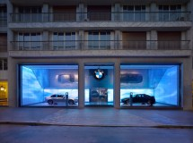 Bmw Brand Store Opens In Paris