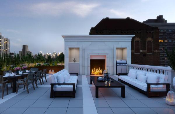 Midtown Manhattan penthouse on sale for 44 million
