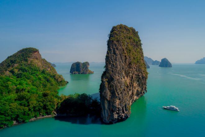 Pattaya Three days of yacht inspections will be followed by three days of familiarisation cruises in and around Phuket, showing brokers the region's many attractions