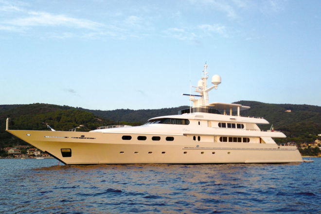 Top 100 Superyachts of Asia-Pacific 2020, No. 90 Eileen