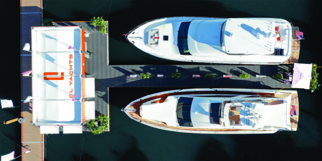 CL Yachts is the new luxury motor yacht brand from Cheoy Lee