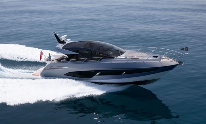 Also in September, Sunseeker unveiled the Predator Evo 60 at the Southampton International Boat Show