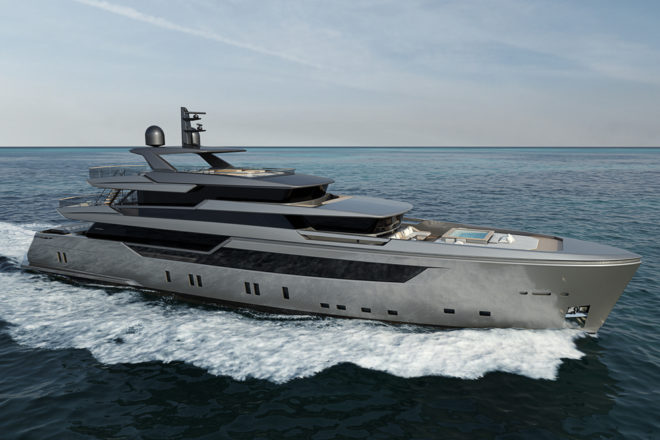 Two of the first five sales of the Sanlorenzo 44Alloy are to Asia