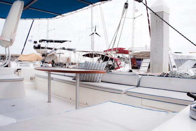Ocean Marina Yacht Club in Na Jomtien, Pattaya, Thailand