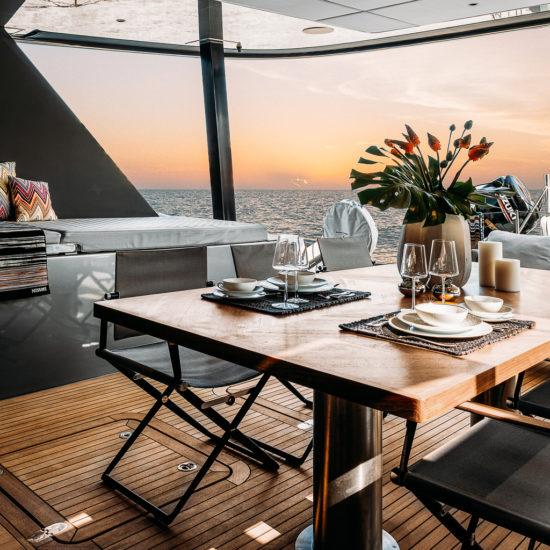 Sunreef has already produced eco-friendly sailing catamarans