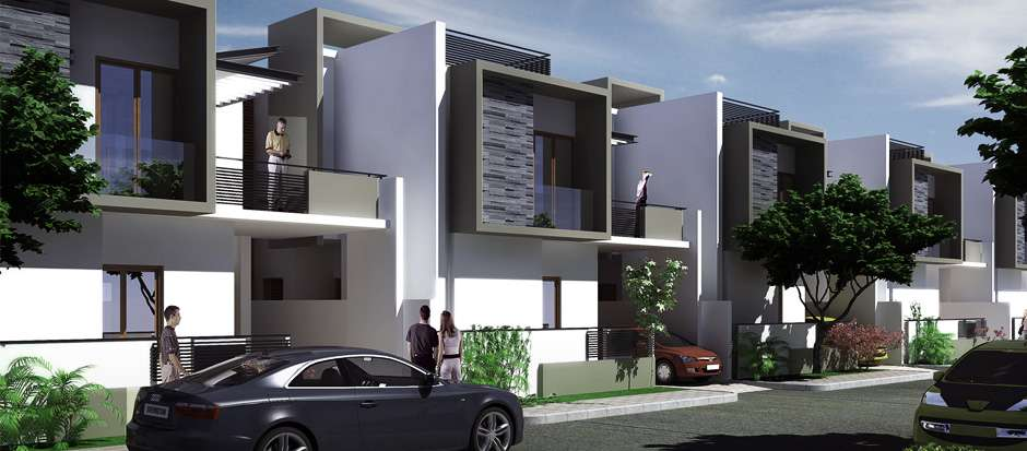 Modern Row House Design Planning Houses Architecture Plans #16093