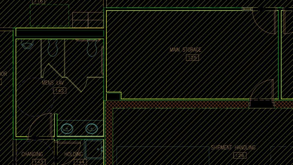 medium resolution of piping layout autocad