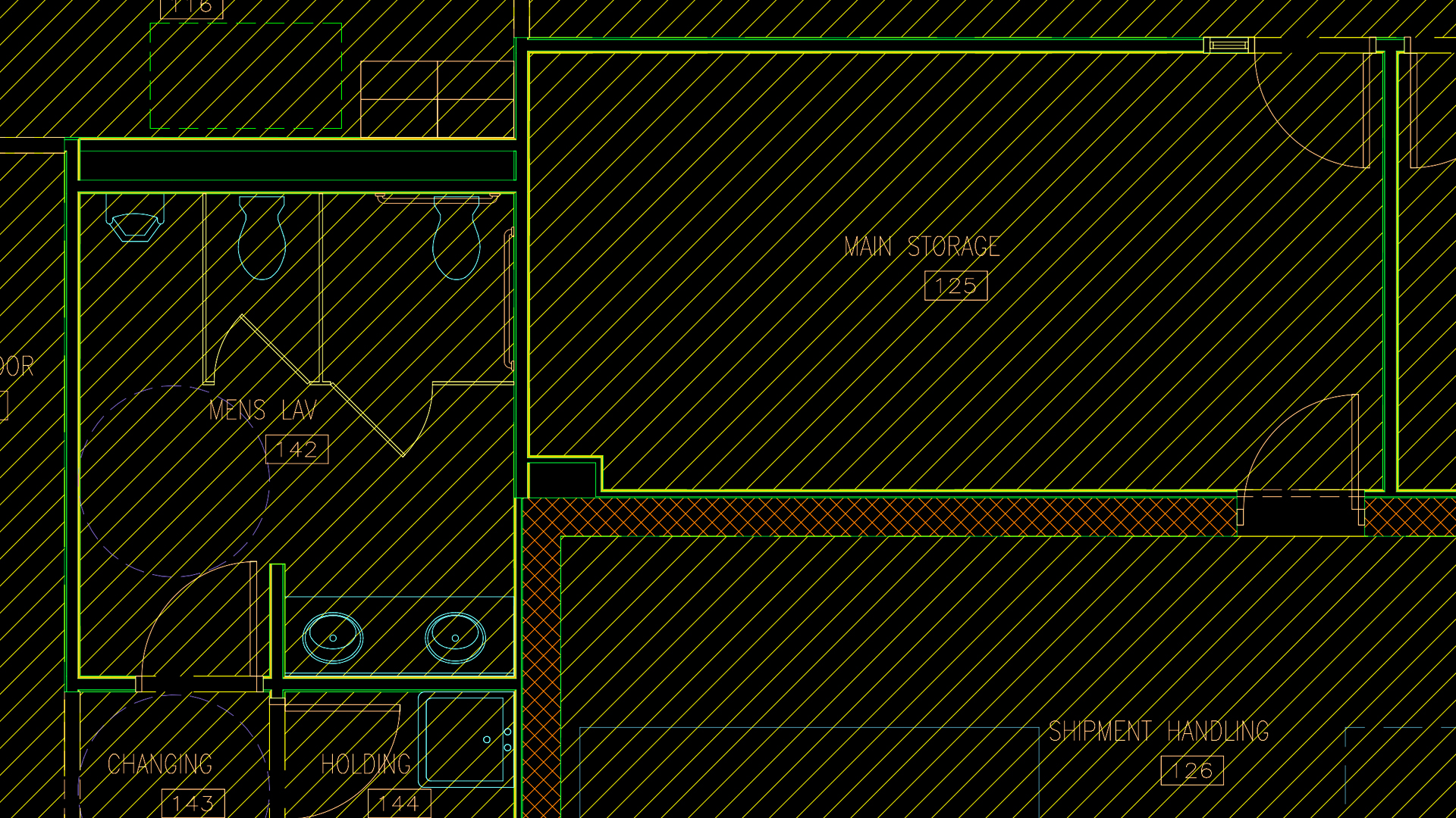 hight resolution of hvac drawing freeware